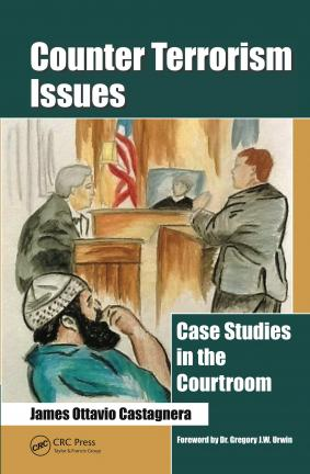"Jim Thorpe native James Ottavio Castagnera, J.D., Ph.D recently published his 19th book, ""Counter Terrorism Issues: Case Studies in the Classroom."" The book is available in area book stores."