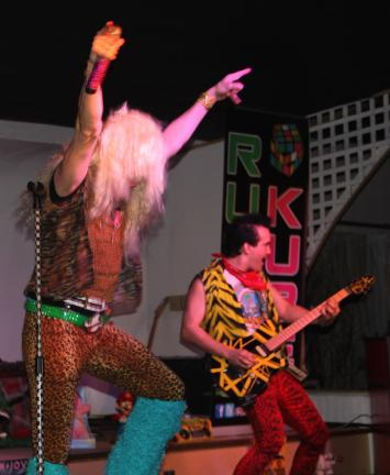 80's Valentine's Day Ballat Lakeside benefits ACS