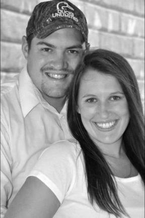 Travis Andrews and Alyson Dunstan