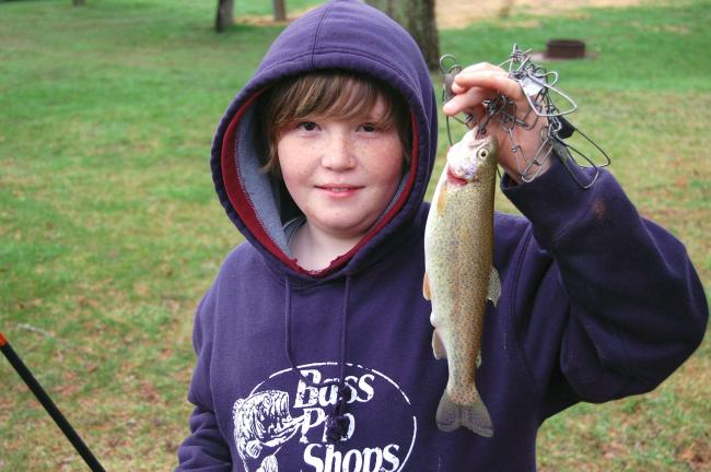 Mentored Youth Trout Day, a new program of the Pennsylvania Fish and Boat Commission, will allow youngsters and their licensed adult chaperons the opportunity to each catch two trout Saturday, March 23, on designated waters in the Southeast Region a…