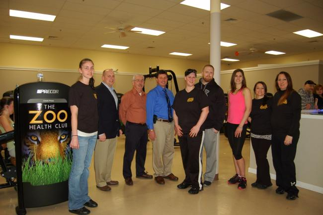 The Zoo Health Club holds grand opening