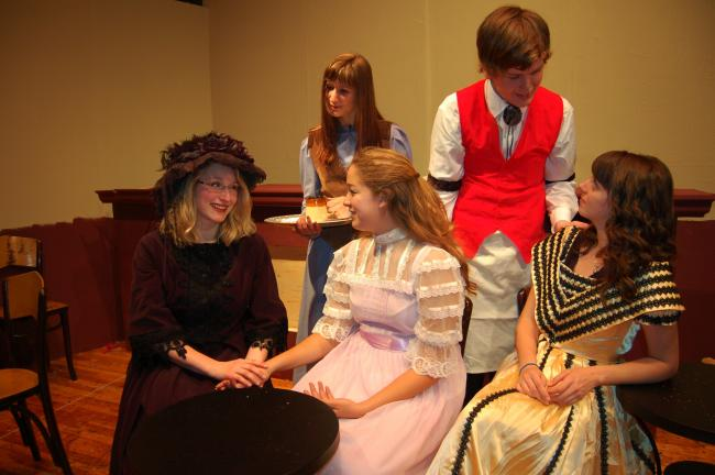 "The stage at Lehighton Area High School will take on the look of the ""The Wild, Wild, Wildest West,"" or ""How the West Was Dun,"" when the Drama Club performs a hilarious musical spoof this weekend. Performances will be held at 7:30 p.m. on Friday,…"