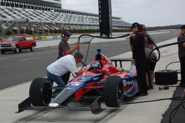 IndyCars returning to Pocono