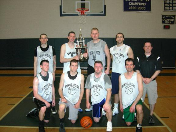 Ryan's Oil & Heating captured its fourth straight Eastern Schuylkill Recreation Commission (ESRC) Winter Basketball League Championship with a 78-52 victory over Vesuvio's on Wednesday evening at the Tamaqua Area Athletic Center. Members of the…