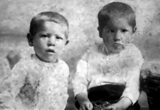 Jim Thorpe's twin brother, Charlie, died when they were eight. Jim felt that he inherited his strength from his brother; that Charlie, was with him all the time.