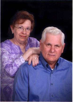 Mr. and Mrs. Larry A. Hahn