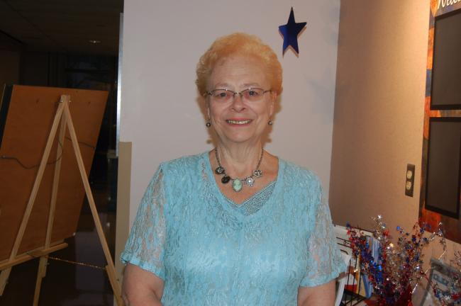Hospital auxiliary honors volunteers, late doctor