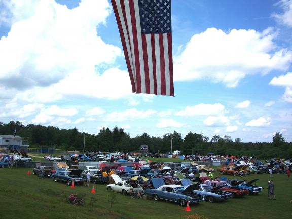 DONALD R. SERFASS/TIMES NEWS For regional car lovers, the 27th Annual Anthracite Region AACA Car Show held Sunday in McAdoo capped a warm Fourth of July holiday weekend.