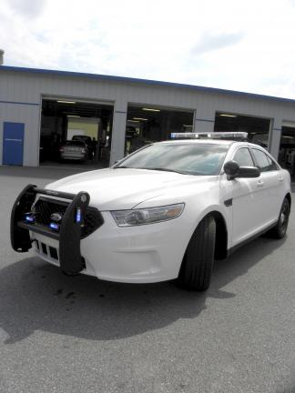 DANIELLE FOX/TIMES NEWS The historic Crown Victoria police car is a thing of past. Today, specialized units like this 2013 Ford Police Interceptor sedan rule the road. KME in Nesquehoning is one of the leading firms in the state for upgrading and…