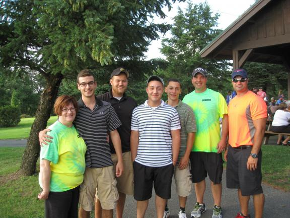 Coach K Golf Tourney winners The 12th Annual Coach K Memorial Golf Tournament was held recently at the Mountain Valley Golf Course, Barnesville. The event is held in memory of Cazzie Kosciolek, a longtime Panther Valley teacher and football coach…