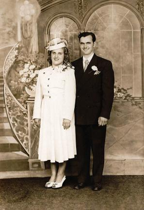 Mr. and Mrs. Charles N. Strohl