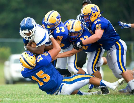 Marian beats C-E for first win