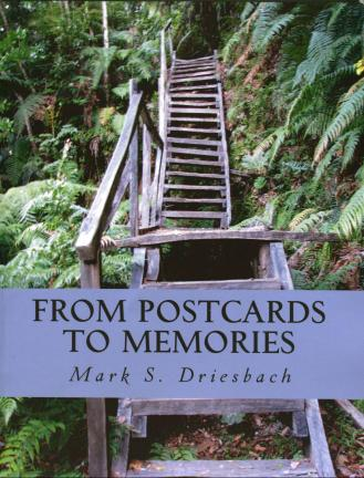 From Postcards To Memories is the latest book of poetry by Mark Driesbach. He recently moved from Jim Thorpe to Lehighton, and while moving discovered a postcard that brought back memories of his late father.