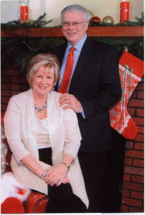 Mr. and Mrs. Larry A. Krome