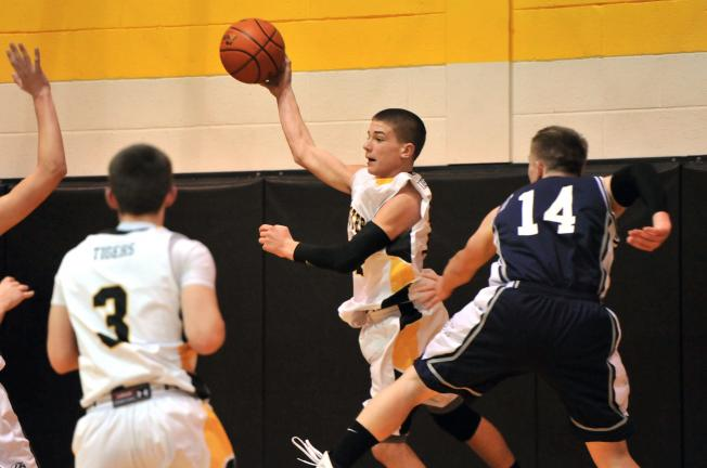 Northern Lehigh tops Tigers