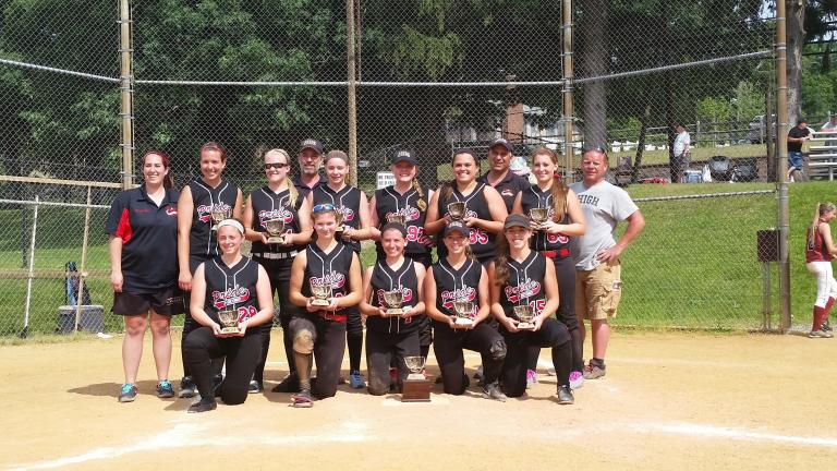 Pocono Pride win softball tournament
