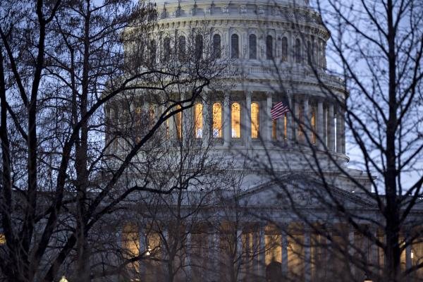 House Passes Massive Budget to End Government Shutdown